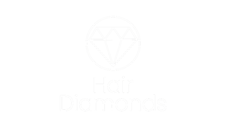 hair diamonds